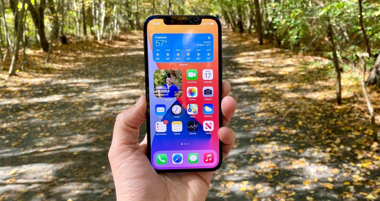 iPhone 12 Pro vs. iPhone X