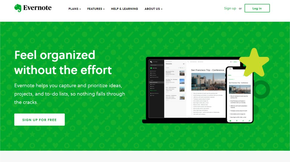 Evernote - An indispensable tool for organizing your thoughts and ideas