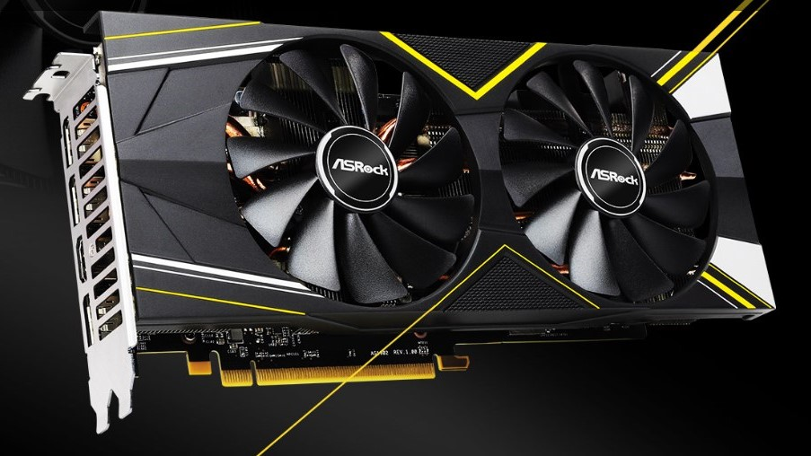 Overclocked AMD Navi graphics cards with dual-fan designs are almost here 1