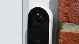 The Nest Hello camera can recognize faces