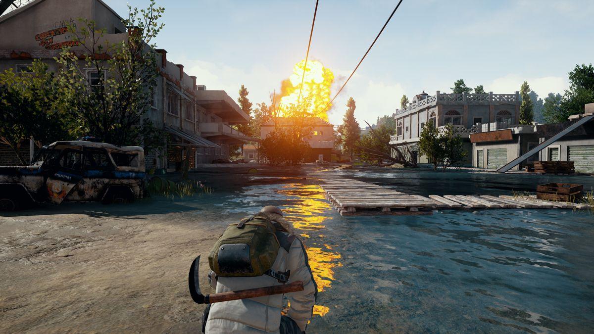 PlayerUnknowns Battlegrounds Breaks 500000 Concurrent