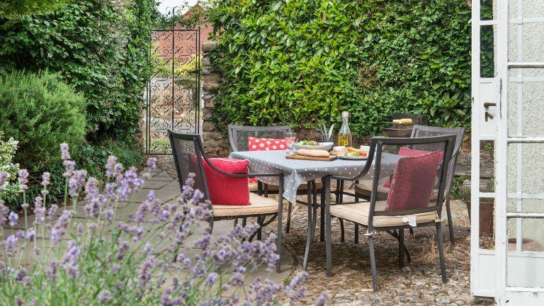https www gardeningetc com design budget patio ideas