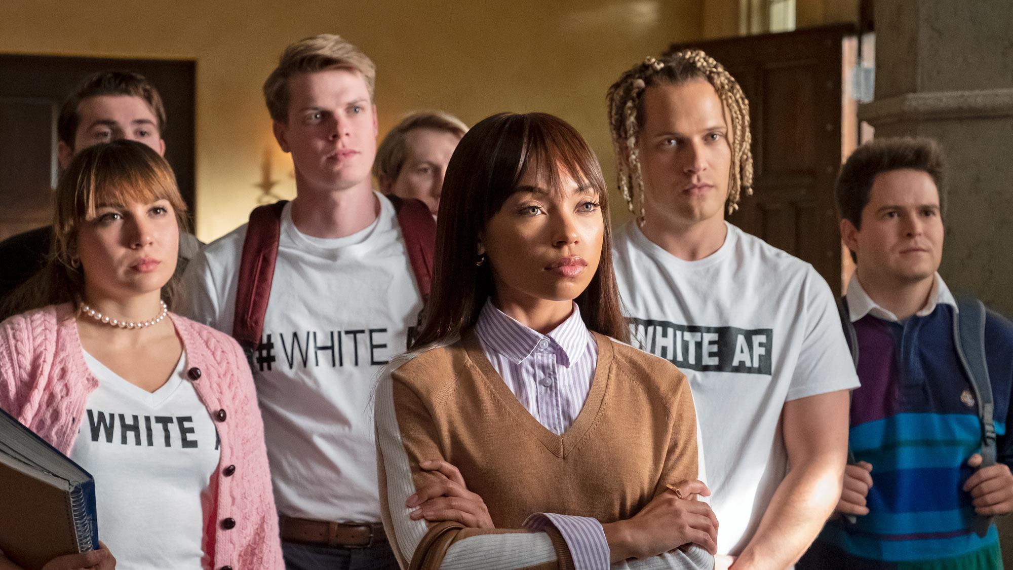 Dear White People ending on Netflix