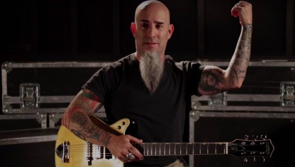 Watch Anthrax's Scott Ian Discuss the 'Magic' of Malcolm ...