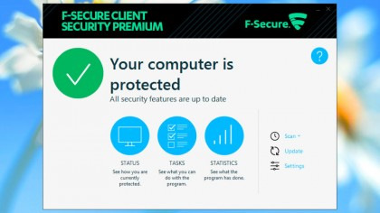 F-Secure Client Security Standard