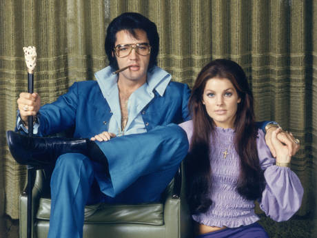 Photo's of Elvis with ...........