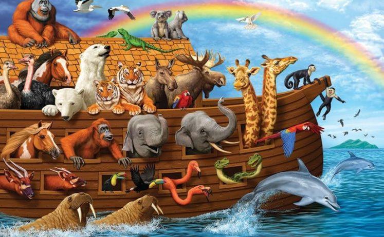 ما هي خطيئة النبي نوح عليه السلام