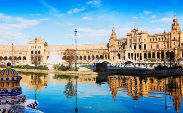 أفضل معالم السياحة في إسبانيا إشبيلية - موسوعة
