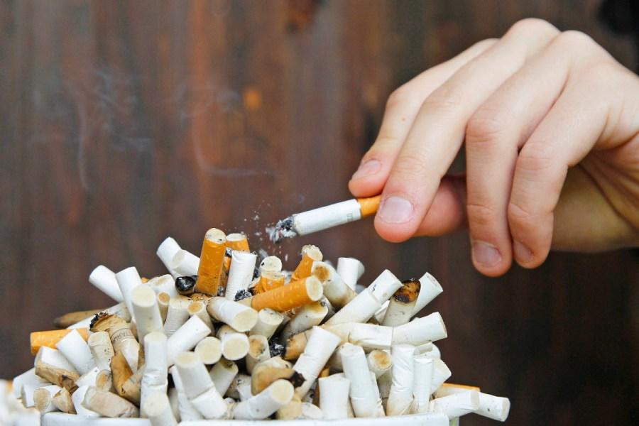 اذاعة عن التدخين موسوعة