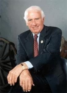 Jim rohn, motivational speaker, photo