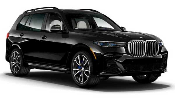 Most Expensive 2019 BMW X7 Costs $122,425