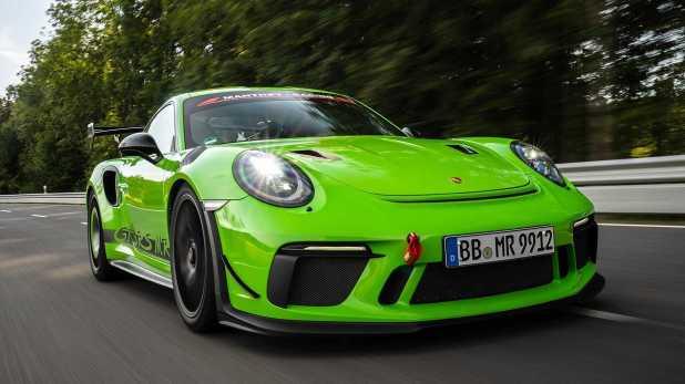 Menthe-Racing Porsche 911 GT3 RS MR