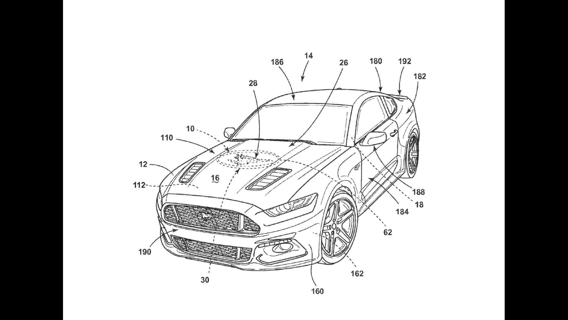 Ford Gets Gimmicky With Patent For Heat Induced Graphics