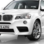2011 Bmw X3 With M Sport Package Revealed