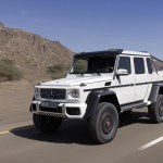 2015 Mercedes Benz G63 Amg 6x6 Priced From 456 900 Eur