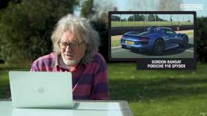 Watch James May Talk Trash about YouTube cars