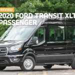 2020 Ford Transit Xlt Passenger Review Personal Personnel Carrier