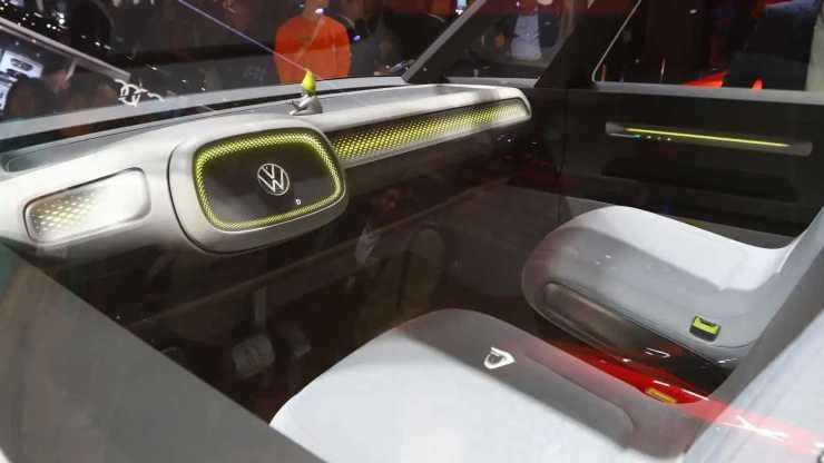 Volkswagen ID. Buzz - Salão de Frankfurt - 6