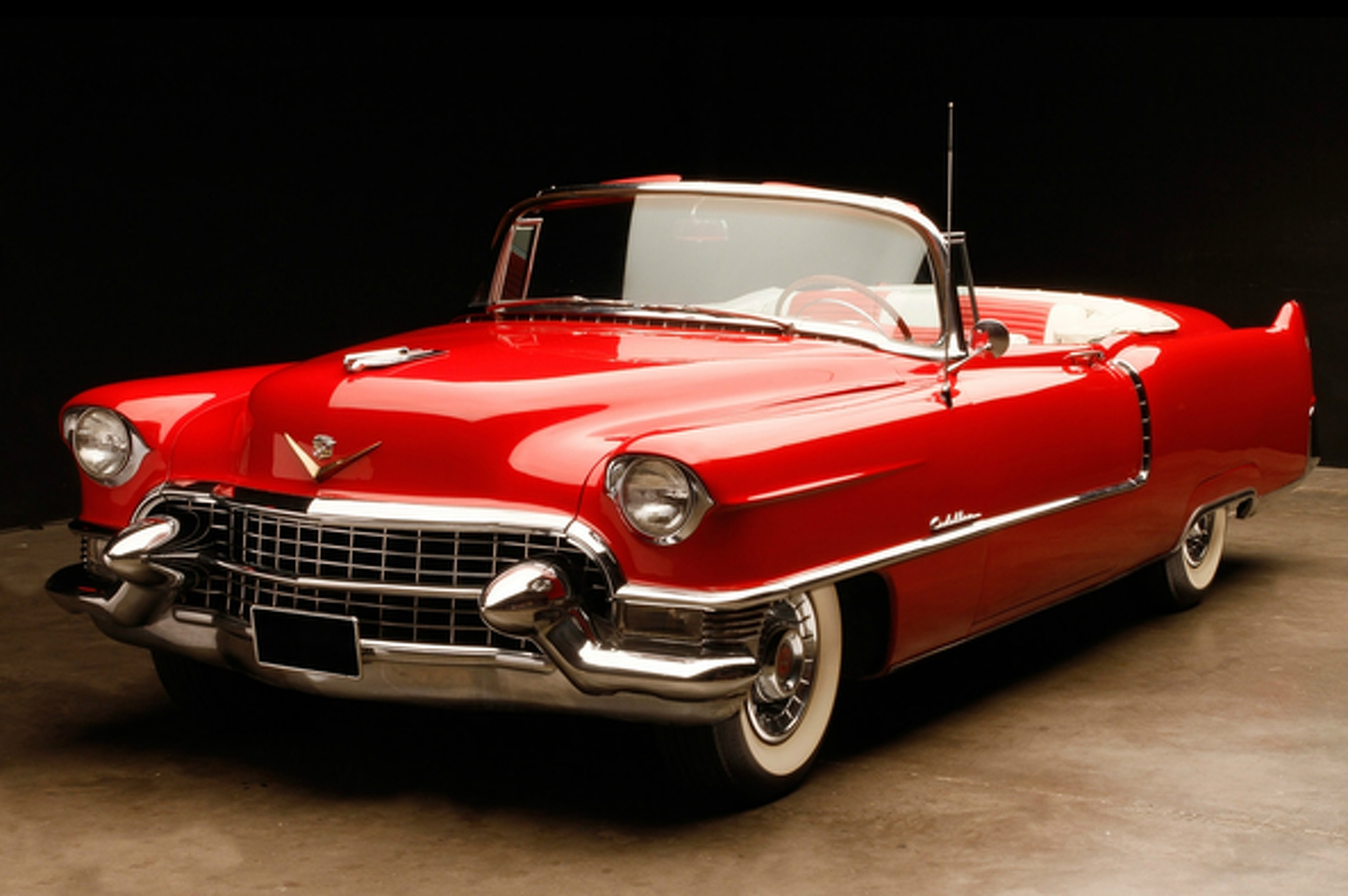 Wheels Wallpaper  1954 Cadillac Series 62 Convertible Coupe