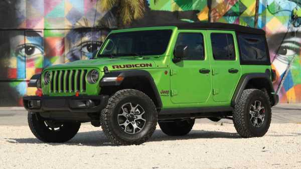 2018 Jeep Wrangler Unlimited Rubicon Review: Long Live The ...