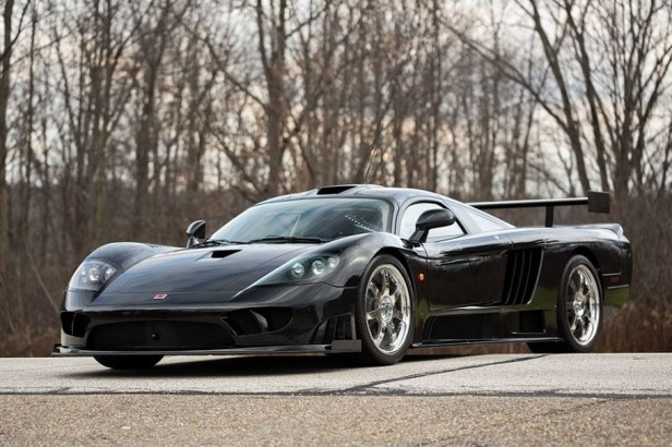 Image result for Saleen S7 Twin Turbo