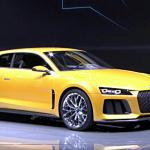 Audi Quattro Concept Could Be Headed For Production Report