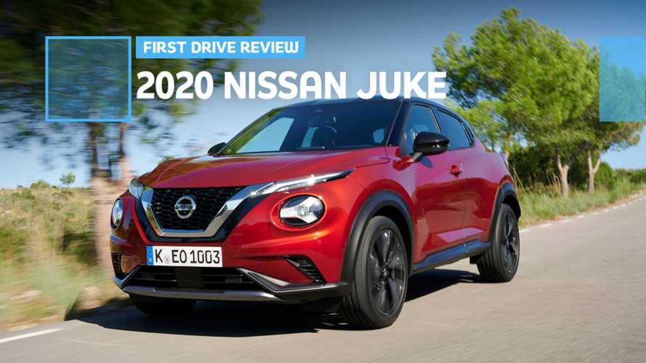 Nissan Juke First Drive Popular Provacateur