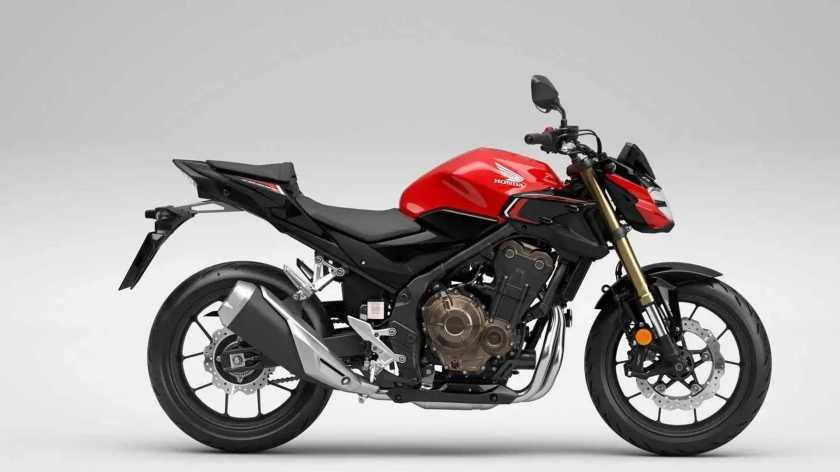 Honda CB 500F 2022