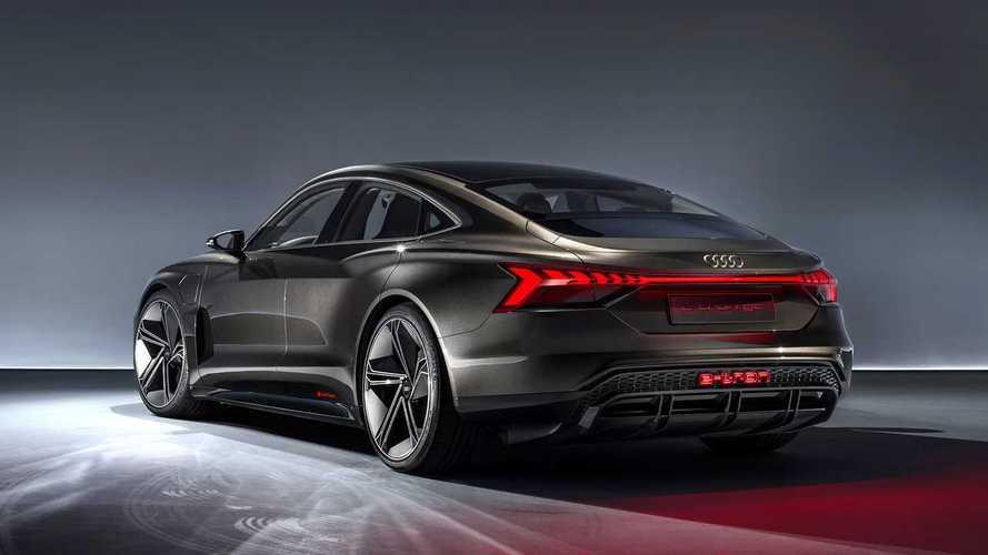2019 Audi E Tron Gt Concept Motor1 Com Photos