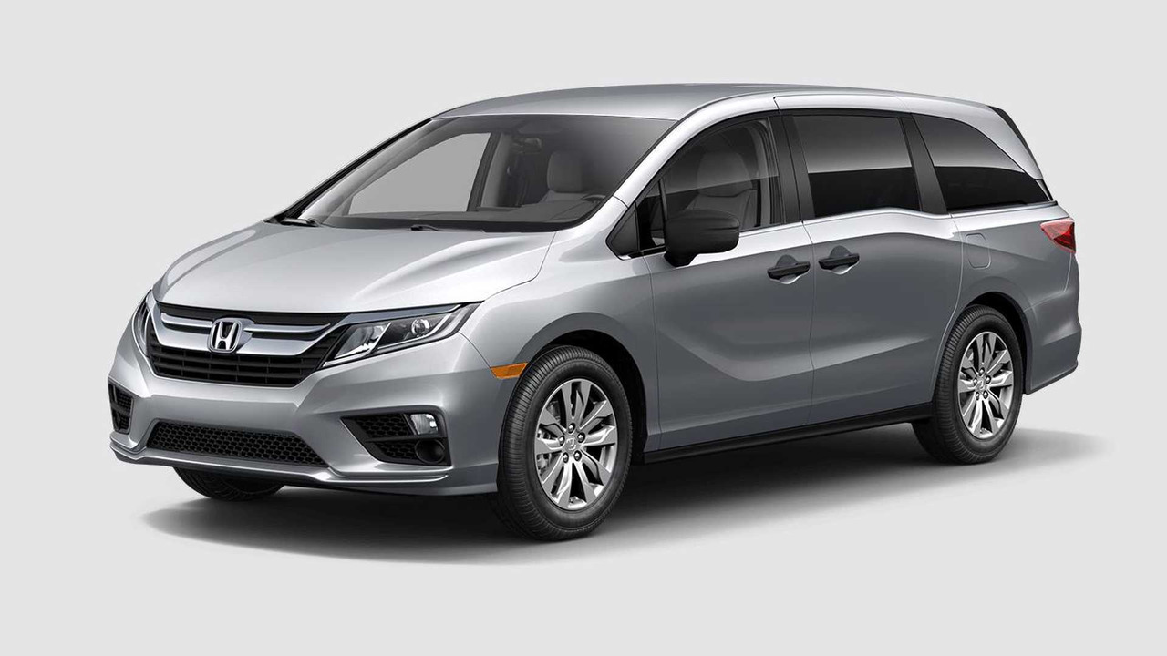 Most Expensive 2018 Honda Odyssey Costs 55997