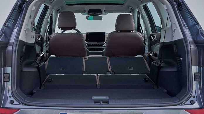 Interior Volkswagen ID.6 CROZZ and ID.6 X