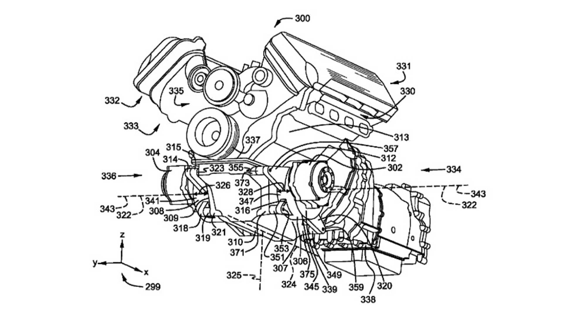 Ford To Scale Back V 8 Engine Output