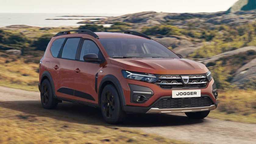 Dacia Jogger 2022