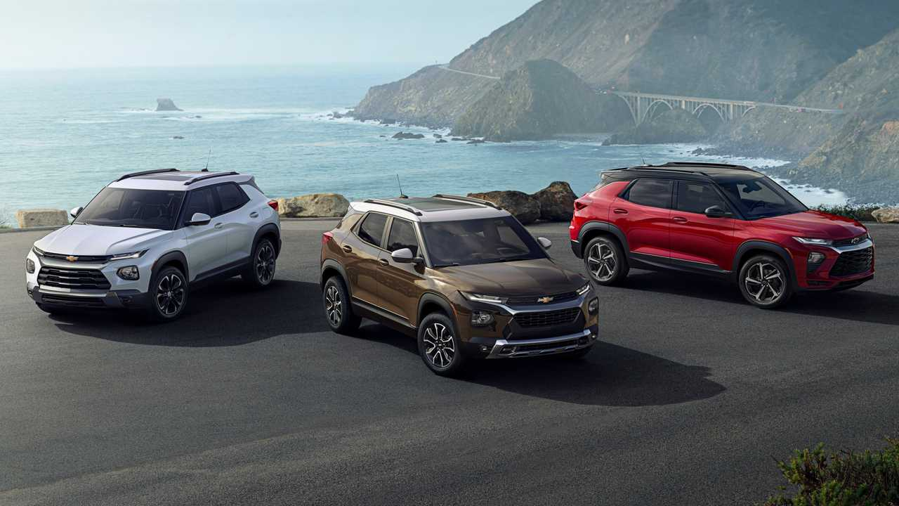 2021 Chevy Trailblazer Arrives At Dealers In Q1 2020 At