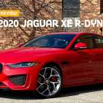 2020 Jaguar Xe Review And Now For Something Completely Different