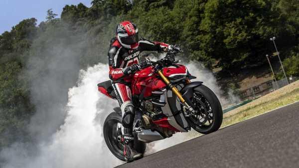 Ducati Streetfighter V4 Declared Most Beautiful Bike At ...