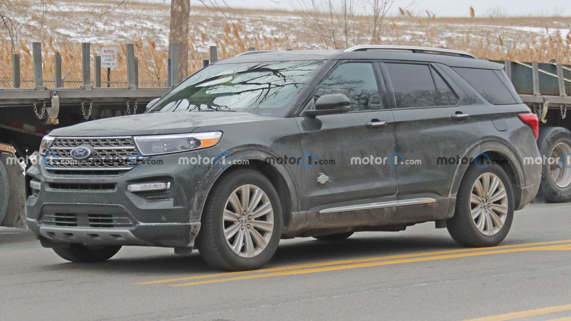 2021 ford explorer king ranch reveals