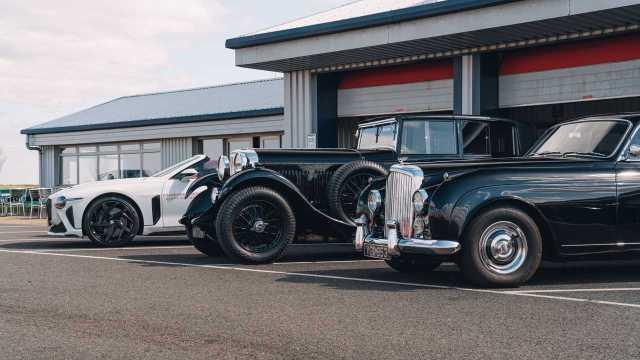 2021 Bentley Bacalar lineage