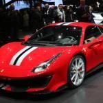 Ferrari 488 Pista Looks Track Ready At The Geneva Motor Show