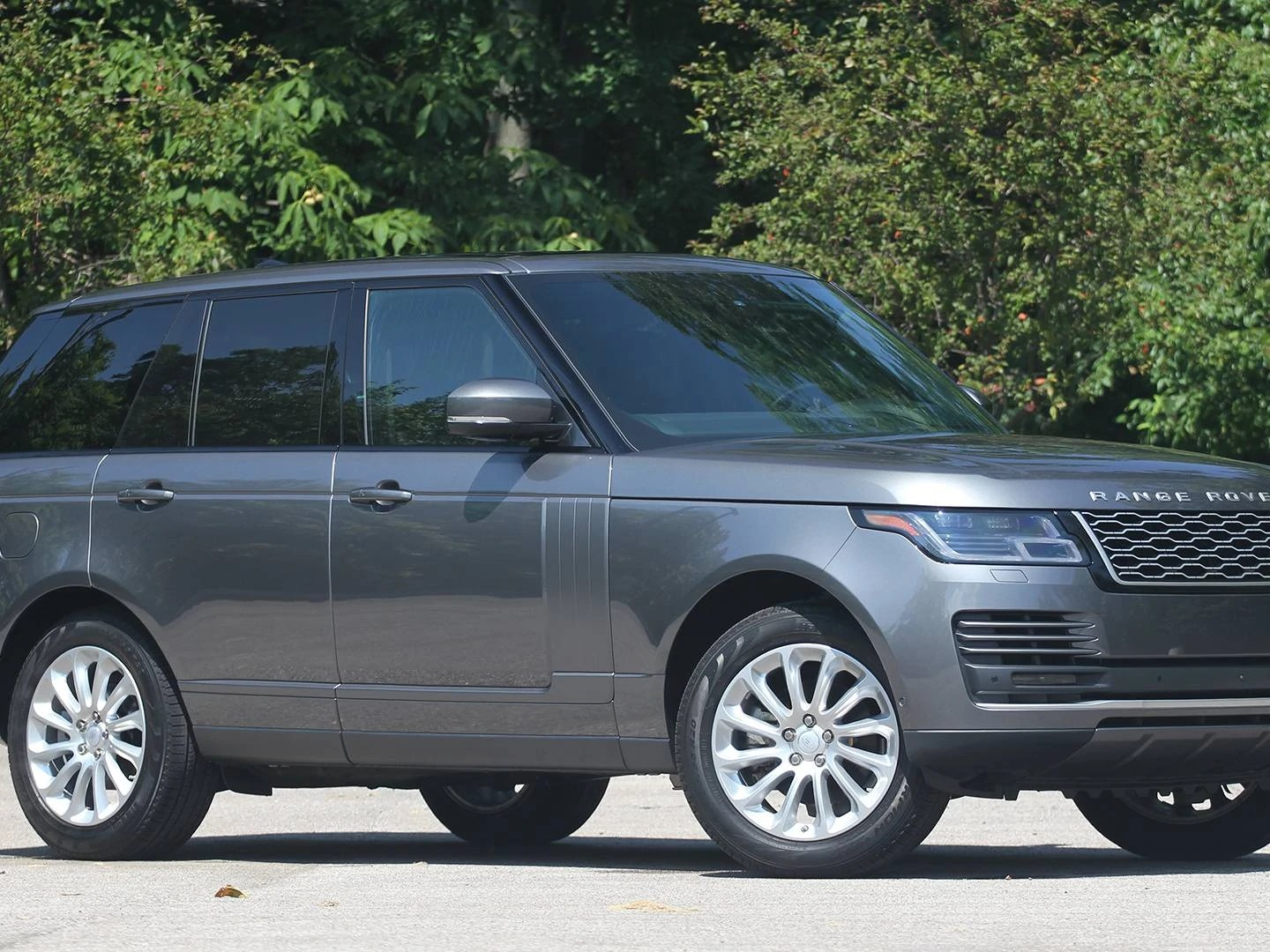 2018 land rover range rover hse review