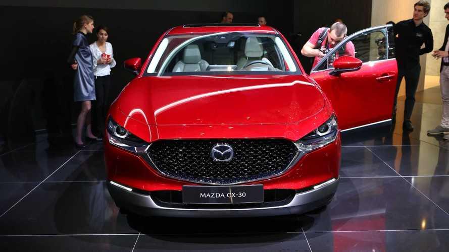 Mazda Cx 30 Motor1 Com Photos