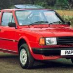 Worst Sports Cars 1984 Skoda Rapid