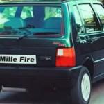 Tbt Motor1 Com O Primeiro Fiat Uno Mille Fire
