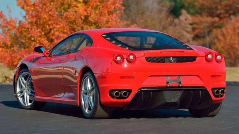 Ferrari F430 (ex-Trump)