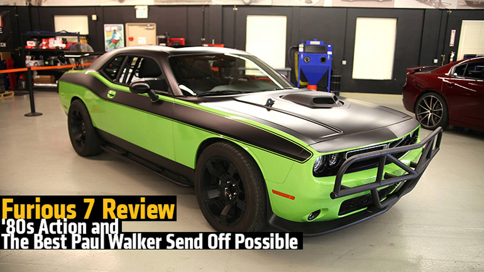 Toretto S 1968 Dodge Charger From Furious 7 Is For Sale