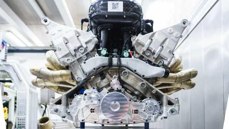 Aston Martin Valkyrie's V12 Requires Rebuild Every 62K Miles