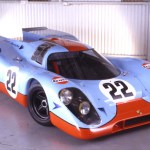 Across The Block 22 Gulf Porsche 917 From Le Mans Film Motor1 Com Photos