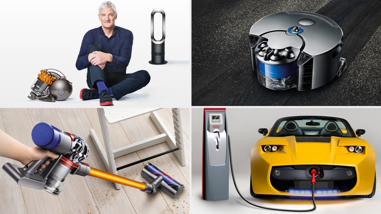 Dyson confirms 2020 launch for new electric car