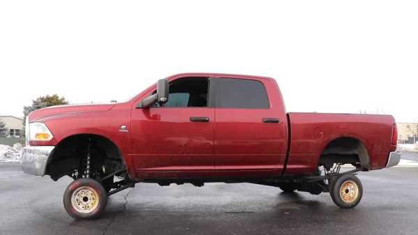big truck # 87