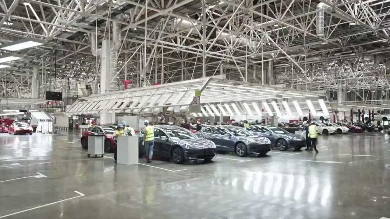 Tesla car company offers groundbreaking electrical cars that help you save money while still offering an exceptional driving experience. Tesla Shows MIC Model 3 Production At Giga Shanghai